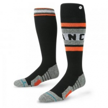 Meyers Snowboard Sock Kids', Black, L by Stance