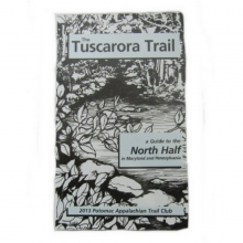 Tuscarora Trail North MD to PA Guide Book in State College, PA