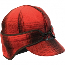 - The Rancher Cap - 778 - Red/Black Plaid by Stormy Kromer Mercantile