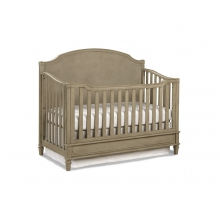 Haven Convertible Crib by Brixy