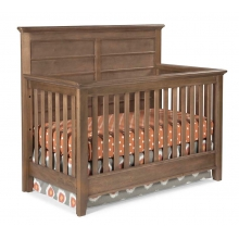 Oak Park Convertible Crib by Brixy