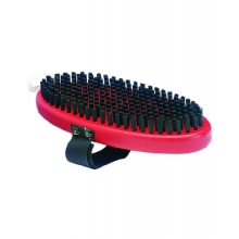 Oval Horse Hair Brush by Swix