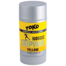Nordic GripWax Yellow - 25g by Toko
