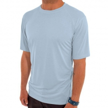 Men's Bamboo Drifter Tee by Free Fly Apparel in Ellicottville Ny