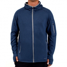 Men's Bamboo Full Zip Hoody by Free Fly Apparel