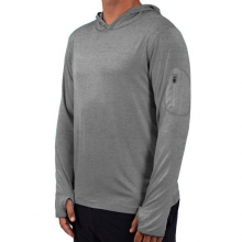 Men's Bamboo Midweight Hoody by Free Fly Apparel in Boulder Co