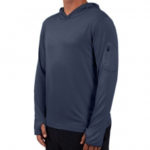 Men's Bamboo Midweight Hoody by Free Fly Apparel in Athens Ga