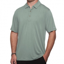 Men's Bamboo Polo by Free Fly Apparel in Fayetteville AR