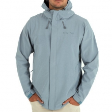 Men's Bamboo-Lined Crossover Jacket