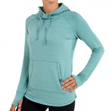 Women's Bamboo Fleece Pullover by Free Fly Apparel in Boulder Co