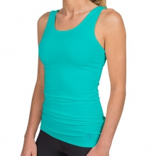 Women's Bamboo Flex Tank by Free Fly Apparel in Boulder Co