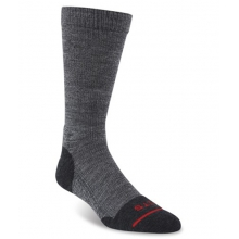 Light Hiker Crew Sock (Coal) by FITS