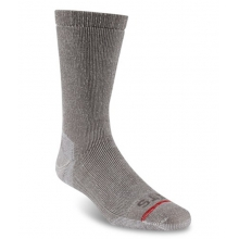 Rugged Hiker Crew Sock (Coal) by FITS
