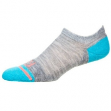 Womens Light Runner - No Show Sock by FITS