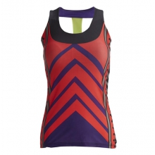 Women's Little Red T-Back Jersey by Moxie Cycling