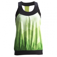 Women's Summit Layered Tank Jersey by Moxie Cycling