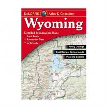 Wyoming Atlas & Gazetteer in Pocatello, ID