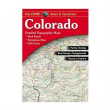 Colorado Atlas & Gazetteer in State College, PA