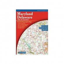 Maryland Delaware Atlas & Gazetteer in State College, PA