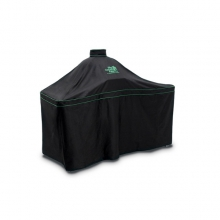 Ventilated Table Cover w/piping and handle for Large EGGs by Big Green Egg
