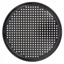 Round Perforated Porcelain Grid