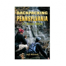 Backpacking Pennsylvania Guidebook in State College, PA
