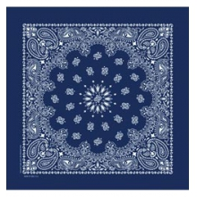 Cotton Bandanas by Liberty Mountain