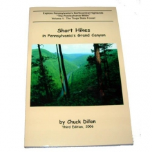 Short Hikes in Pennsylvania's Grand Canyon Guidebook in State College, PA