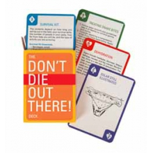 Don't Die Out There - Playing Cards in State College, PA