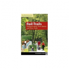 Rails-Trails Pennsylvania, New Jersey and New York Guide Book in State College, PA