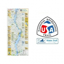 Susquehanna River Trail Map and Guide - Lower in State College, PA