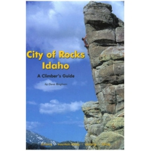 City of Rocks: Climbers Guide by Dave Bingham in Logan, UT