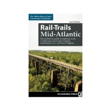 Rail-Trails Mid Atlantic 2nd Book in State College, PA