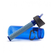 Go with 2-Stage Filtration by Lifestraw