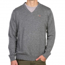 Men's Hisar 13 V-Neck Sweater by Napapijri