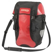 - Bikepacker Classic Pannier - Red by Ortlieb