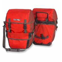 Bike Packer Plus Cycling Panniers - Pair - Unisex