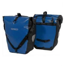 Back-Roller Classic Rear Waterproof Pannier - Blue/Black by Ortlieb
