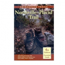 Adirondack Trails: Northville-Placid Trail Guidebook in State College, PA
