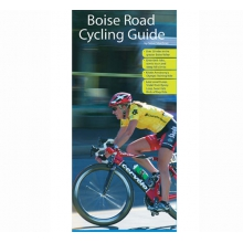 Boise Road Cycling Guide by Adventure Maps Inc.