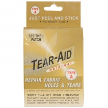 Tear-Aid Patches - Clear by Tear-Aid