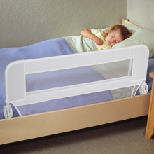 Universal Safe Sleeper Bed Rail High Hinge by Dex Baby