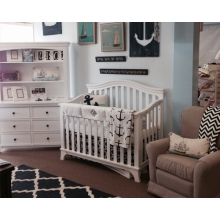 Kensington Convertible Crib by Stella Baby and Child