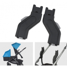 VISTA 2015 Upper Adapter    by UPPAbaby in Beaverton OR