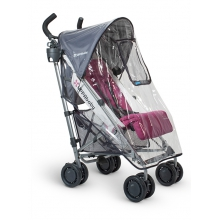 G-Series Rain Shield   Fits all G-LUXE/G-LITE model years by UPPAbaby in Hallandale Beach Fl