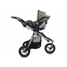 Single Car Seat Adapter-Graco/Chicco by Bumbleride in Alameda Ca