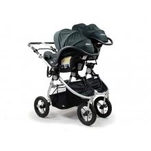 Indie Twin Car Seat Adapter, Set - Maxi Cosi/Cybex/Nuna by Bumbleride in Ashburn Va