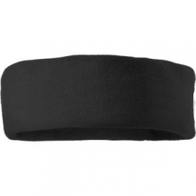 Screamer Double Layer Headband Adults', Black by Screamer Hats