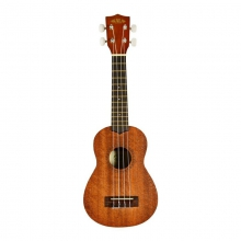 Soprano Mahogany Ukulele by Kala Brand Music Co.