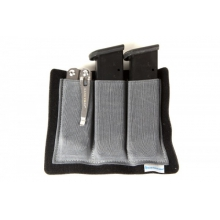 Dapper Ten Speed Triple Mag Pouch, Pistol